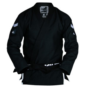 hyperfly bjj gi hyperlyte 2 0 black white 1