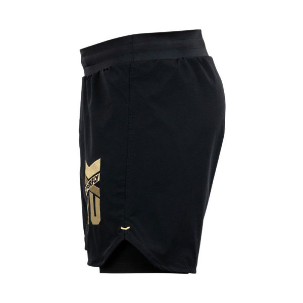 Hyperfly Grappling Shorts Icon black gold 3