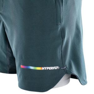 hyperfly athletic shorts icon grey 9