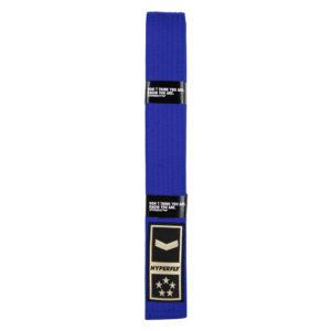 hyperfly bjj belt core blue