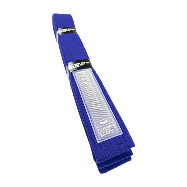 hyperfly bjj belt procomp blue 2