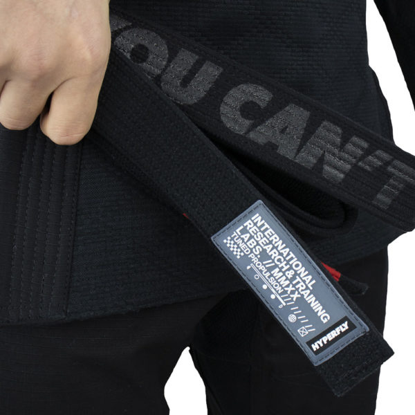 hyperfly bjj belt ycth black 2