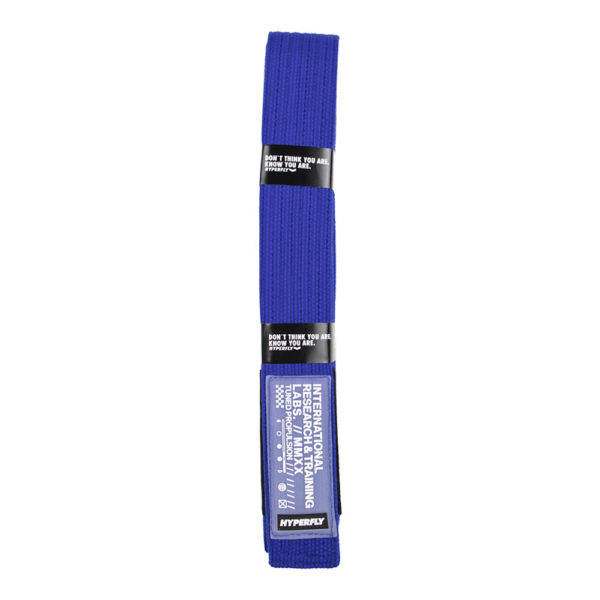 hyperfly bjj belt ycth blue 1