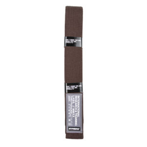 hyperfly bjj belt ycth brown 1