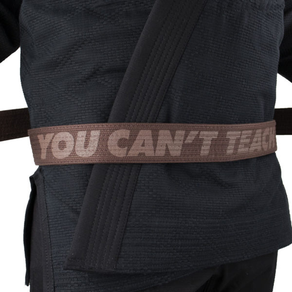 hyperfly bjj belt ycth brown 2