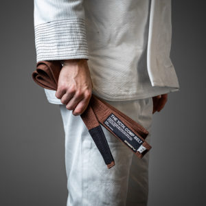 hyperfly bjj belt ycth comp brown 3