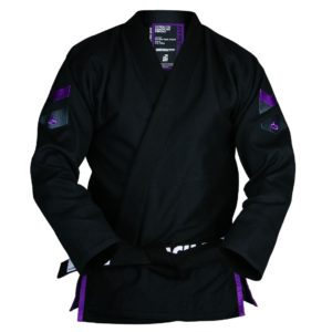 hyperfly bjj gi hyperlyte 2 0 black purple 1