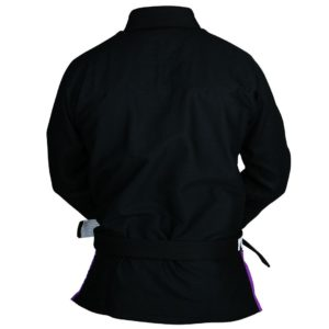 hyperfly bjj gi hyperlyte 2 0 black purple 4