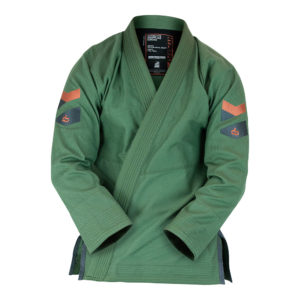hyperfly bjj gi hyperlyte 2 5 olive copper 1