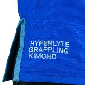 hyperfly bjj gi hyperlyte 2.5 blue 4