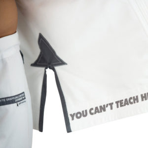 hyperfly bjj gi hyperlyte 2.5 white grey 4