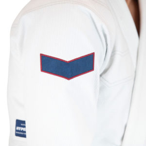 hyperfly bjj gi icon 2021 white 2