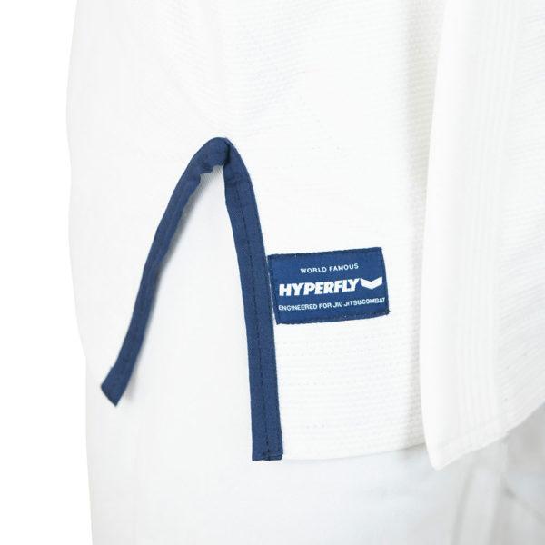 hyperfly bjj gi icon 2021 white 6