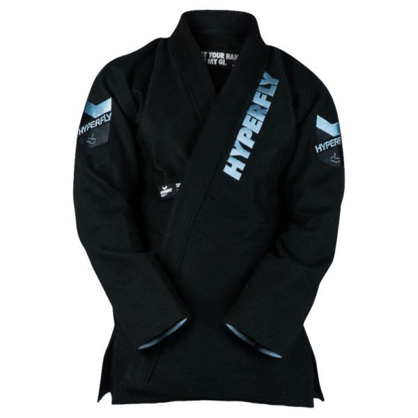 hyperfly bjj gi judofly x 2.0 black 1