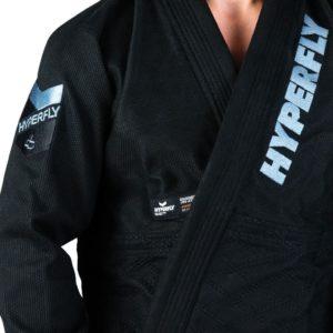 hyperfly bjj gi judofly x 2.0 black 2