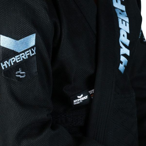 hyperfly bjj gi judofly x 2.0 black 3