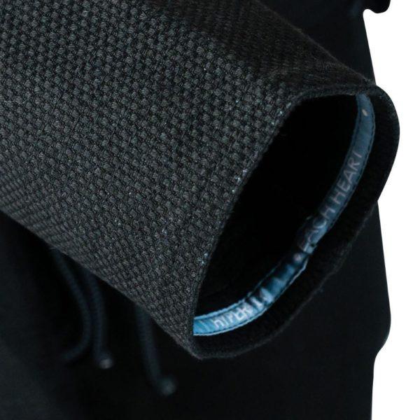 hyperfly bjj gi judofly x 2.0 black 4
