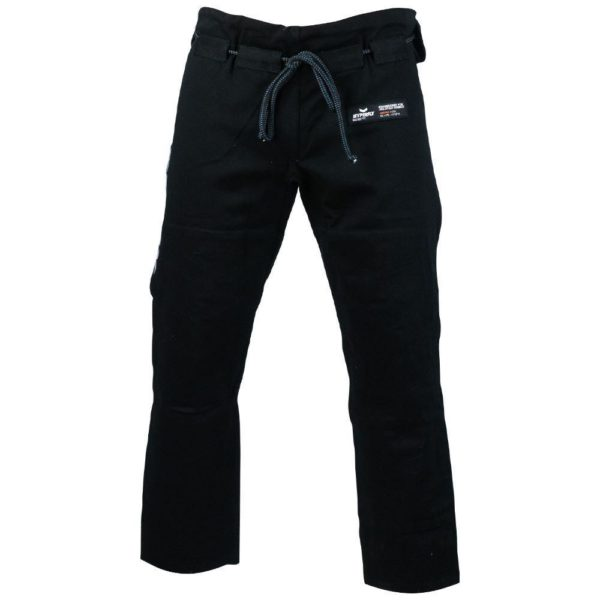 hyperfly bjj gi judofly x 2.0 black 8