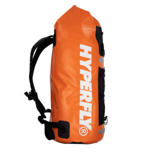 hyperfly flydry bag orange 2