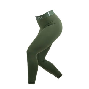 hyperfly flygirl athletic tights olive 6
