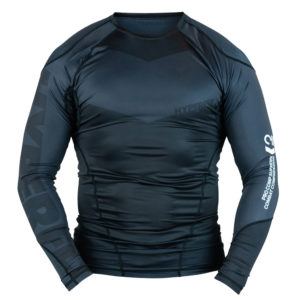 hyperfly rashguard procomp supreme long sleeve black 1