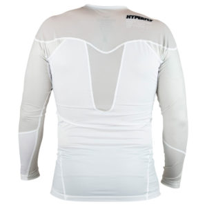 hyperfly rashguard procomp supreme long sleeve white 4