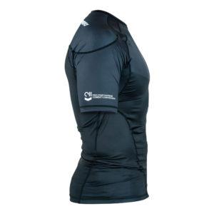 hyperfly rashguard procomp supreme short sleeve black 5