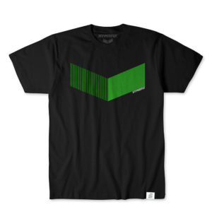 hyperfly t shirts icon black neon 1
