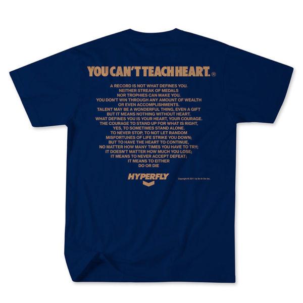 hyperfly t shirts mantra champion edition navy 2