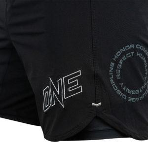 hyperfly x one fc shorts black 4