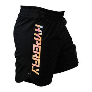 hyperfly x one fc shorts black 5
