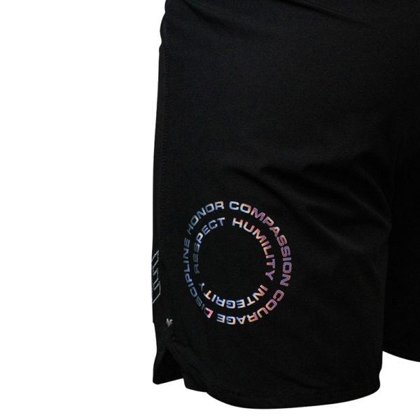 hyperfly x one fc shorts black 6